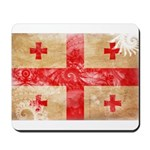 Georgia Flag Mousepad