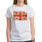 Georgia Flag Women's T-Shirt