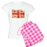 Georgia Flag Women's Light Pajamas