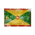 Grenada Flag Rectangle Magnet (10 pack)