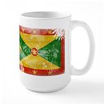Grenada Flag Large Mug