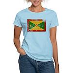 Grenada Flag Women's Light T-Shirt