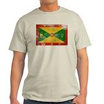 Grenada Flag Light T-Shirt