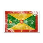 Grenada Flag Car Magnet 20 x 12