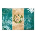 Guatemala Flag Postcards (Package of 8)