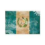 Guatemala Flag Rectangle Magnet (10 pack)