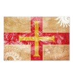 Guernsey Flag Postcards (Package of 8)