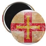 Guernsey Flag Magnet