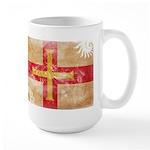 Guernsey Flag Large Mug
