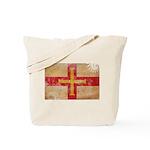 Guernsey Flag Tote Bag