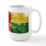 Guinea Bissau Flag Large Mug