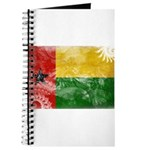 Guinea Bissau Flag Journal