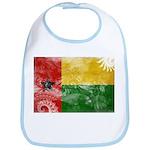 Guinea Bissau Flag Bib