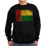 Guinea Bissau Flag Sweatshirt (dark)