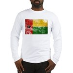 Guinea Bissau Flag Long Sleeve T-Shirt