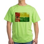 Guinea Bissau Flag Green T-Shirt