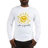 Wake Up Grateful Long Sleeve T-Shirt