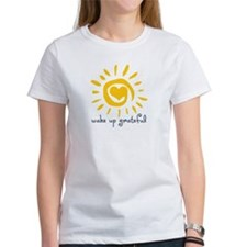 Wake Up Grateful Tee