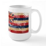 Hawaii Flag Large Mug