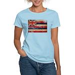 Hawaii Flag Women's Light T-Shirt