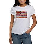 Hawaii Flag Women's T-Shirt