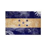 Honduras Flag Rectangle Magnet (10 pack)