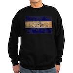 Honduras Flag Sweatshirt (dark)