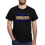 Honduras Flag Dark T-Shirt