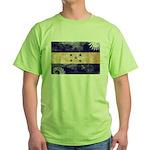 Honduras Flag Green T-Shirt