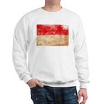 Indonesia Flag Sweatshirt