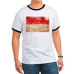 Indonesia Flag Ringer T