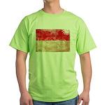 Indonesia Flag Green T-Shirt