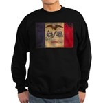 Iowa Flag Sweatshirt (dark)