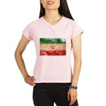 Iran Flag Performance Dry T-Shirt