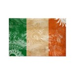 Ireland Flag Rectangle Magnet (100 pack)