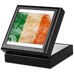 Ireland Flag Keepsake Box