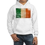 Ireland Flag Hooded Sweatshirt
