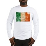 Ireland Flag Long Sleeve T-Shirt