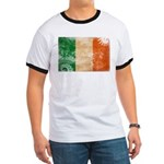 Ireland Flag Ringer T