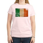 Ireland Flag Women's Light T-Shirt