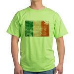 Ireland Flag Green T-Shirt