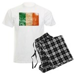 Ireland Flag Men's Light Pajamas