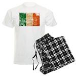 Ireland Flag Men's Light Pajamas