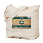 Israel Flag Tote Bag