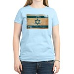 Israel Flag Women's Light T-Shirt
