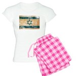 Israel Flag Women's Light Pajamas