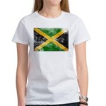 Jamaica Flag Women's T-Shirt