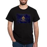 Kansas Flag Dark T-Shirt
