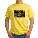 Kansas Flag Yellow T-Shirt