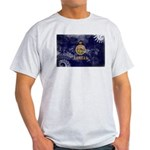 Kansas Flag Light T-Shirt